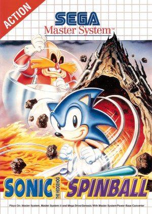Sonic Spinball sur MS