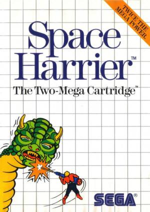 Space Harrier sur MS