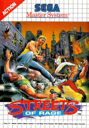 Streets of Rage sur MS