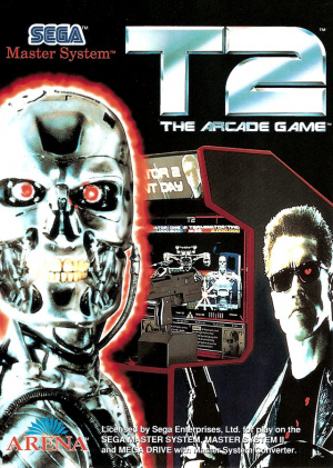T2 : The Arcade Game sur MS