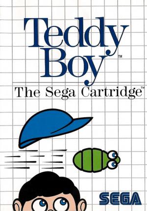 Teddy Boy sur MS