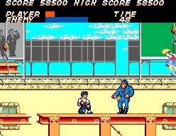 1988 - Vigilante : Kung Fu Master a son petit frère
