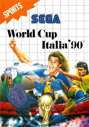 World Cup Italia '90 sur MS