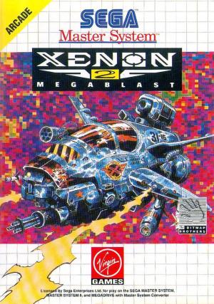Xenon 2 : Megablast sur MS