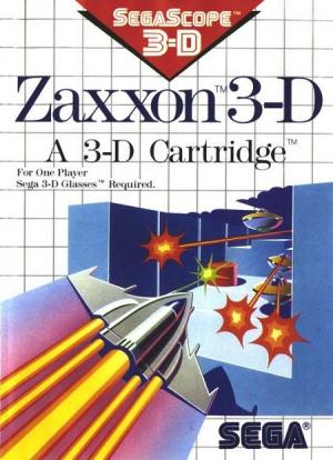 Zaxxon 3D sur MS