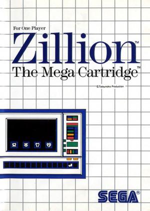Zillion sur MS