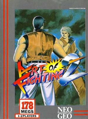 Art of Fighting 2 sur NEO