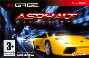 Asphalt : Urban GT sur NGAGE