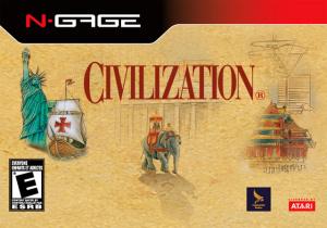 Civilization sur NGAGE