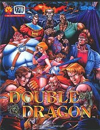 Double Dragon sur NEO