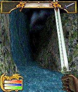 test du jeu the elder scrolls travels shadowkey sur