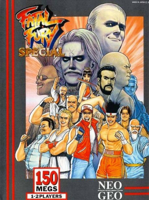 Fatal Fury Special sur NEO