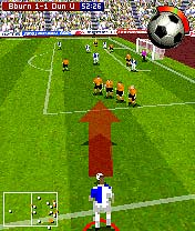 FIFA : les images N-Gage