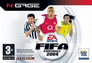 FIFA Football 2004 sur NGAGE
