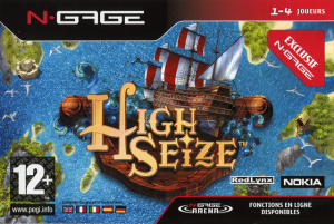 High Seize sur NGAGE
