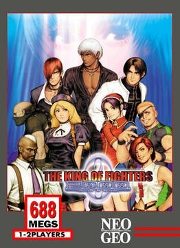 The King of Fighters 2000 sur NEO
