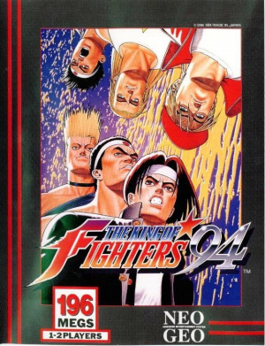 The King of Fighters '94 sur NEO