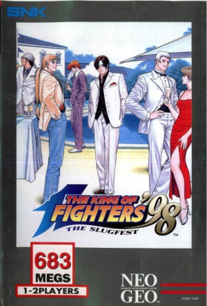 The King of Fighters '98 sur NEO