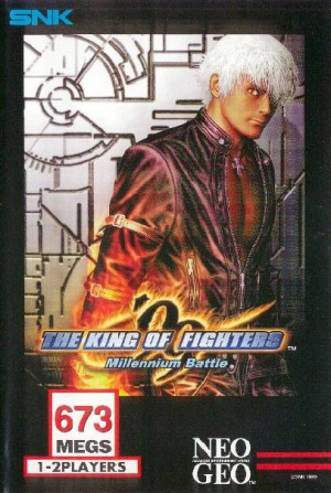 The King of Fighters '99 sur NEO