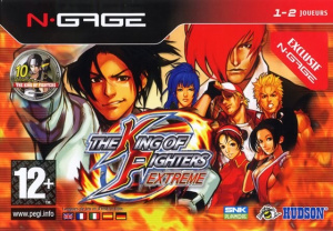 The King of Fighters sur NGAGE