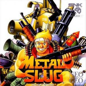 Metal Slug sur NEO