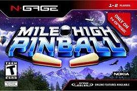 Mile High Pinball sur NGAGE