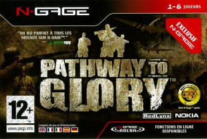 Pathway to Glory sur NGAGE