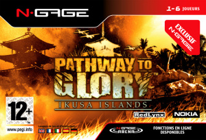 Pathway to Glory : Ikusa Islands sur NGAGE