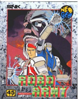 Robo Army sur NEO