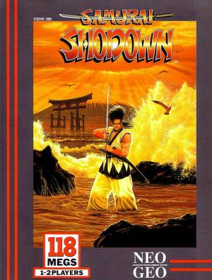 Samurai Shodown sur NEO