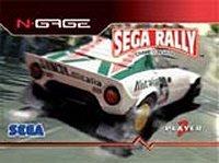 Sega Rally Championship sur NGAGE