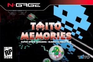 Taito Memories sur NGAGE