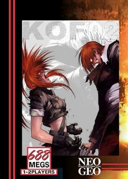 The King of Fighters 2002 sur NEO
