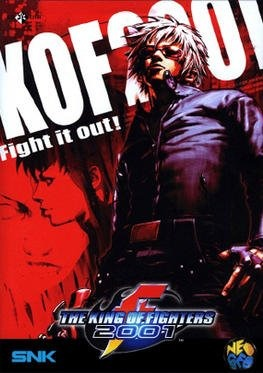 The King of Fighters 2001 sur NEO