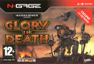 Warhammer 40.000 : Glory in Death sur NGAGE