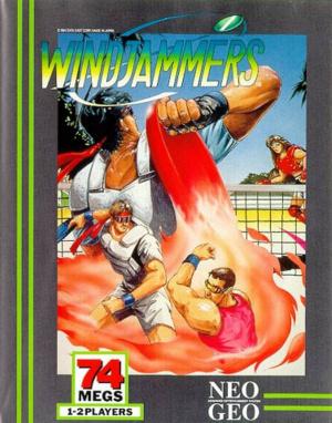 Windjammers sur NEO