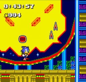 Oldies : Sonic the Hedgehog - Pocket Adventure