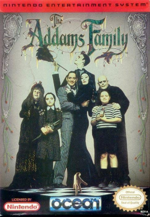 The Addams Family sur Nes