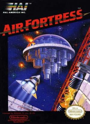 Air Fortress sur Nes