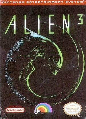 Alien 3 sur Nes