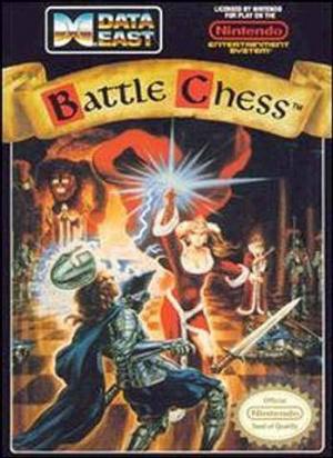 Battle Chess sur Nes