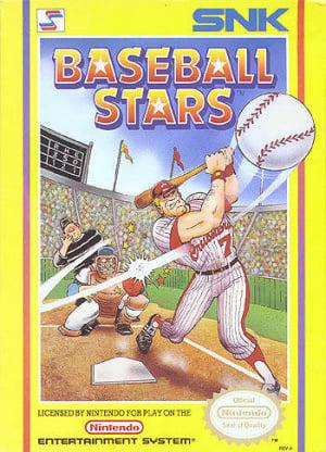 Baseball Stars sur Nes