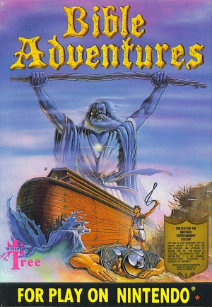 Bible Adventures sur Nes