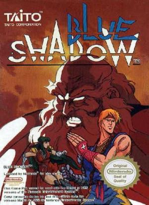 Blue Shadow sur Nes