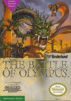 The Battle of Olympus sur Nes