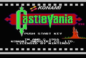 Castlevania a 25 ans!