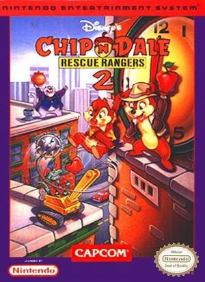 Chip 'N Dale : Rescue Rangers 2 sur Nes