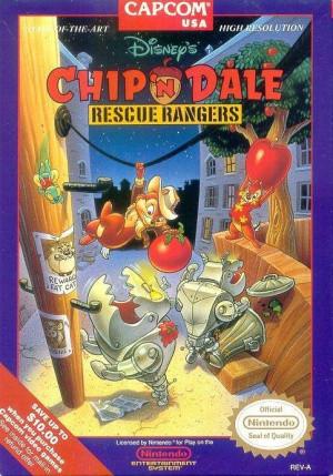 Chip 'N Dale : Rescue Rangers sur Nes