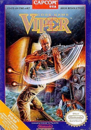 Code Name : Viper sur Nes