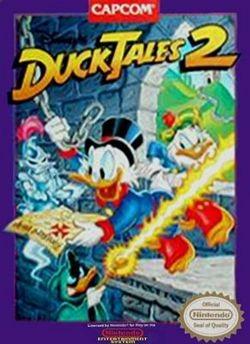 DuckTales 2 : La Bande à Picsou sur Nes